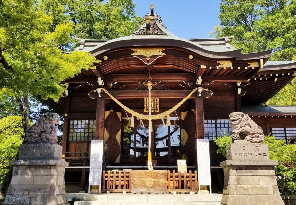 八幡 神社 行田 行田八幡神社 | 埼玉県の神社